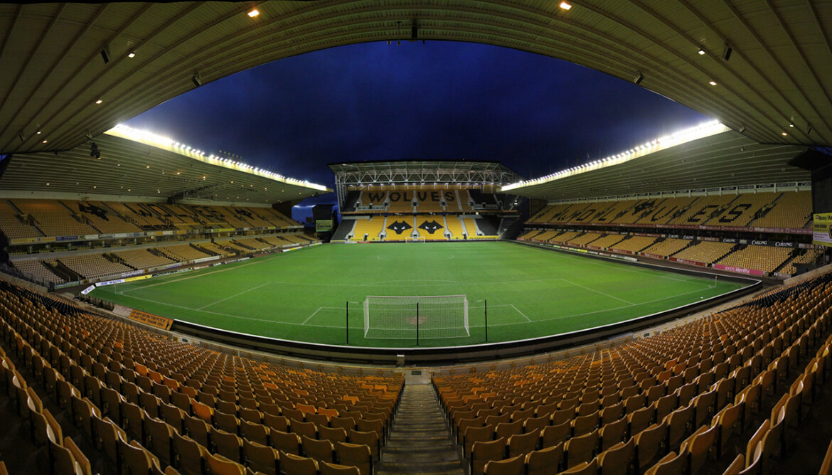 Meet the 4 Forces Team at Wolverhampton Wanderers FC